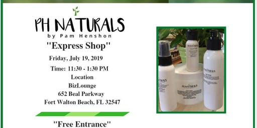 "PH Naturals by Pam ""Express Shop"""