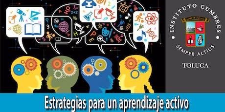 Taller 7: Estrategias para un aprendizaje activo entradas