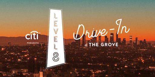 Level 8 Drive-In at The Grove: Grease