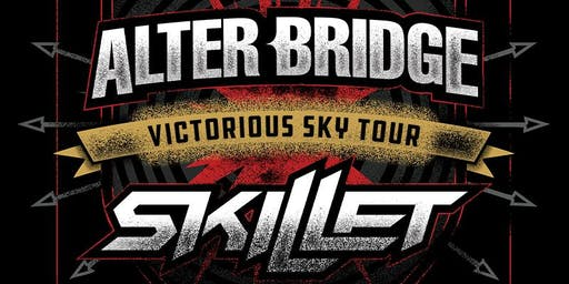 Alter Bridge & Skillet – Victorious Sky Tour