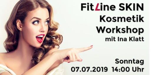 FitLine SKIN Kosmetik-Workshop mit Ina Klatt