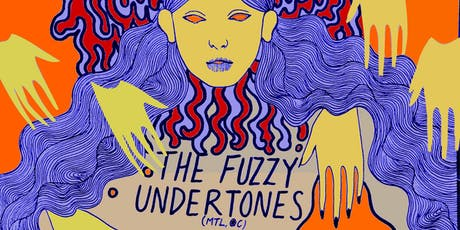 The Fuzzy Undertones / Blood Skin Atopic / Shadow Show / High Road Pilots tickets