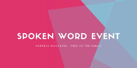 Spoken Word By Harness (Free Event) tickets