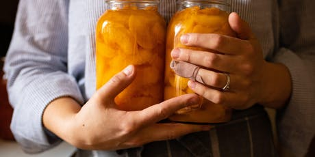 Food Preserving Series - Peaches tickets