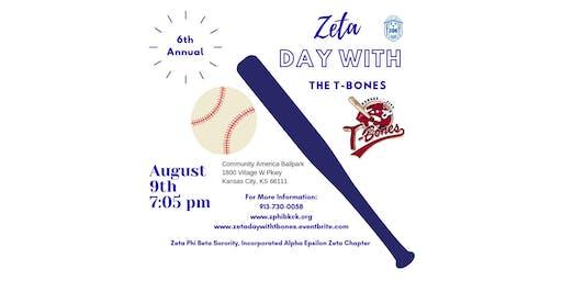 Zeta Day with The T-Bones