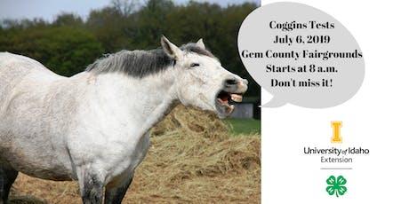 Coggins Test for Gem/Boise County 4-H Horses tickets