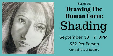 Drawing the Human Form: Shading tickets