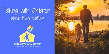 Talking with Children about Body Safety tickets