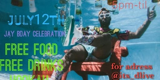 Da Wrong Pool party