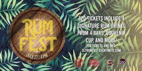 Rum Fest tickets