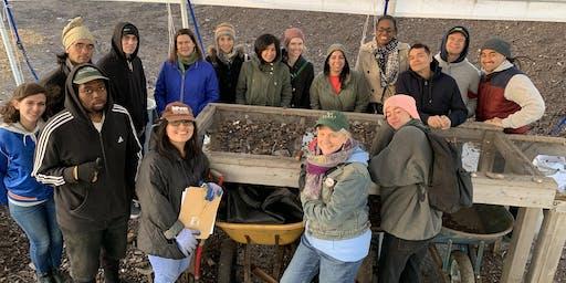 East River Park Compost Yard Tour