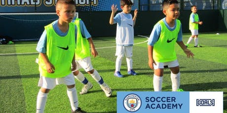 FREE Session: Manchester City Soccer Academy at Goals South Gate tickets