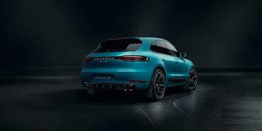 Macan Launch Event