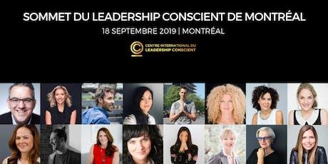 SOMMET DU LEADERSHIP CONSCIENT DE MONTRÉAL tickets