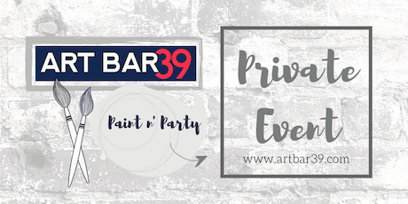 PRIVATE EVENT | Holly G | ART BAR 39 tickets