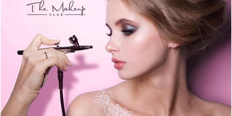 Airbrush Makeup Hands-on Workshop tickets