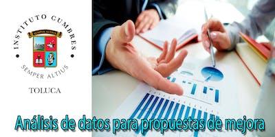 Taller 9: Análisis de datos para propuestas de mejora