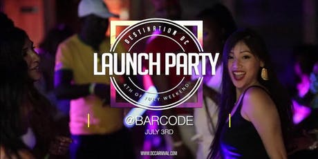 4th July Weekend :: Destination DC Launch Party tickets