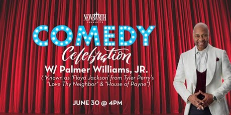 Pre-4th of July Night of Comedy Featuring Palmer Williams Jr. tickets