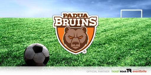 Padua Franciscan vs Walsh Jesuit JV/Varisty Soccer (Boys)