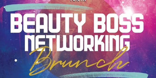 Beauty Boss Networking Brunch