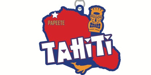 2019 Race Across Tahiti 5K, 10K, 13.1, 26.2 -Raleigh