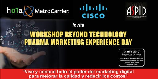 Workshop Beyond Technology Pharma Marketing Experience Day
