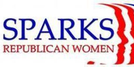 July 2019 Sparks Republican Women Meeting tickets