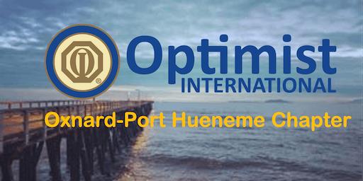 Optimist Club of Oxnard-Port Hueneme Meeting Tuesday, 7-2-2019 at 6:00pm! 210 W 4th St, Oxnard