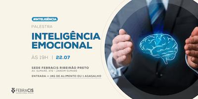 [RIBEIRÃO PRETO/SP] Palestra: Inteligência Emocional - 22/07