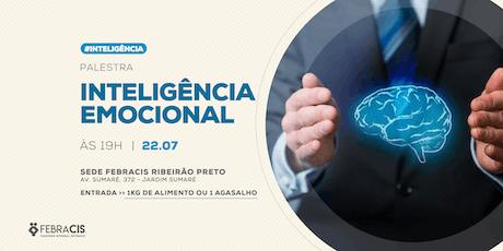 [RIBEIRÃO PRETO/SP] Palestra: Inteligência Emocional - 22/07 ingressos