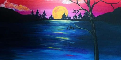 Coming Home Saturday Night Paint Party!