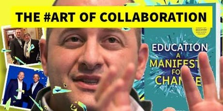 The #ARTofCOLLABORATION - because it takes a whole village... tickets