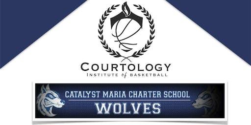 Wolves Summer Basketball Skills Camp