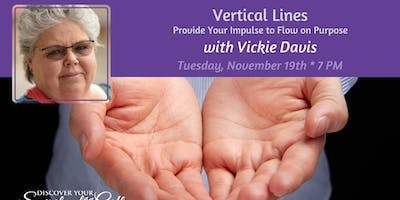 Scientific Hand Analysis: Vertical Lines