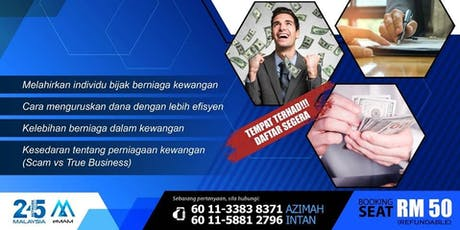 Seminar eMAM tickets