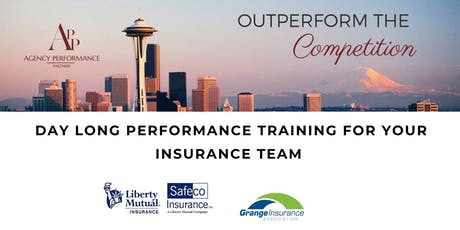 Outperform the Competition: Seattle  tickets