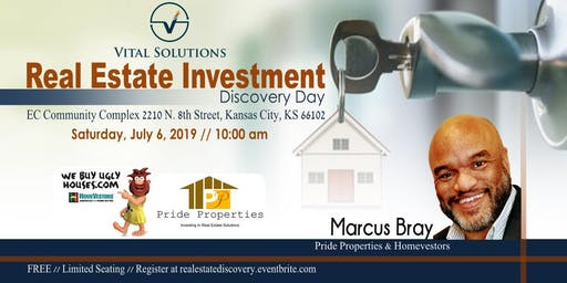 Real Estate Investment Discover Day