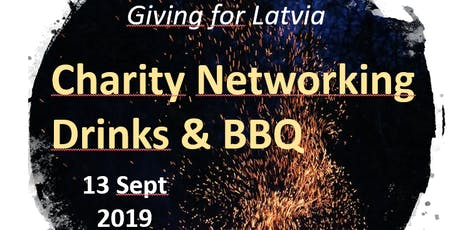Charity Networking Drinks & BBQ tickets