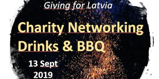 Charity Networking Drinks & BBQ