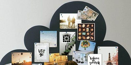 VISION BOARD WORKSHOP with AMY CONSIDINE