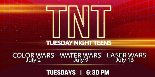 TNT Teen Night Tuesdays