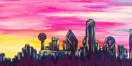 Dallas Haze Thursday Afternoon Paint Party! tickets