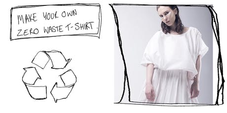 Sewing Workshop: Make Your Own Zero Waste T-Shirt.  tickets