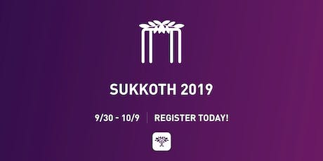 The Feast of Tabernacles: Sukkoth 2019 - Torah to the Tribes tickets