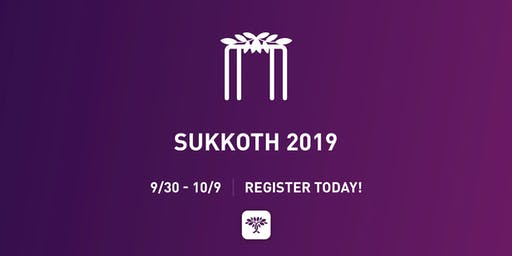 The Feast of Tabernacles: Sukkoth 2019 - Torah to the Tribes
