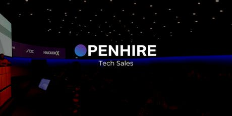 OpenHire - Sales / Account Executives (Toronto) tickets