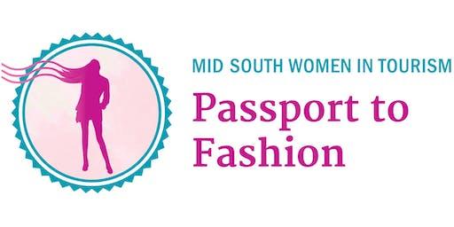 2019 Passport to Fashion Fundraiser