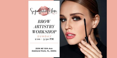 Brow Artistry Workshop tickets