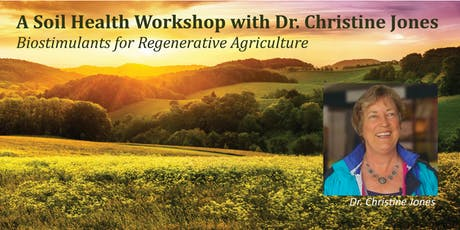Dr. Christine Jones tickets